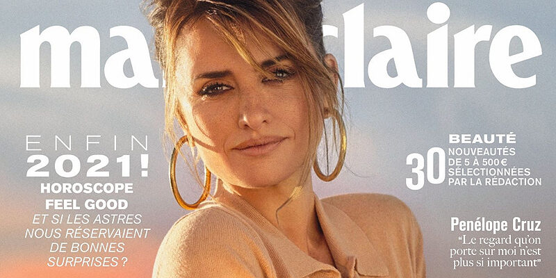Photos: Marie Claire France (February)