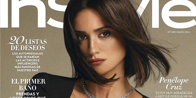 Photos: InStyle Spain (May)